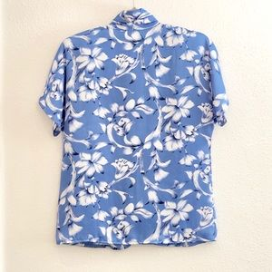 e1cc0db5 Christie & Jill Tops | Vintage 80s90s Christie Jill Hawaiian Shirt ...